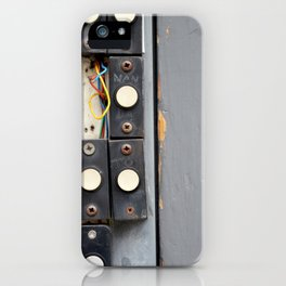 Doorbells iPhone Case