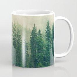 Forest and Fog 02 Coffee Mug