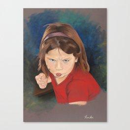 Take That Back Canvas Print