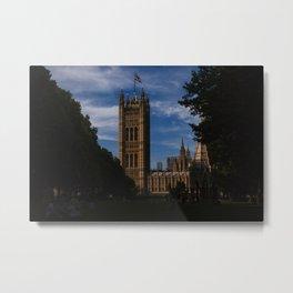 London_6 Metal Print