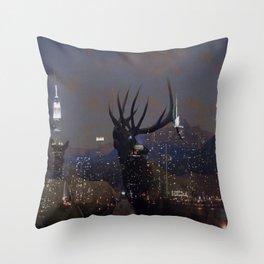 wilderness 1 Throw Pillow