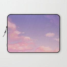 Sky Purple Aesthetic Lofi Laptop Sleeve