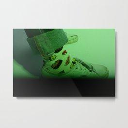 sushi socks Metal Print