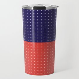 ++ Cross ++ Travel Mug