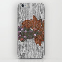 Wine Country Chic iPhone Skin