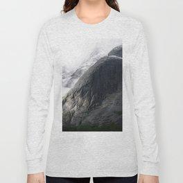 Mountain landscape #norway Long Sleeve T-shirt