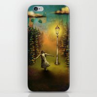lucy iPhone & iPod Skins featuring Lucy by Joel Pritchard