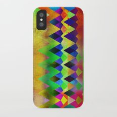 Camp Fire Slim Case iPhone X