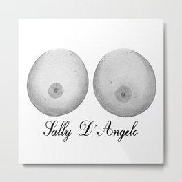Sally D'Angelo Metal Print