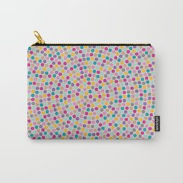 Circles multicolored Carry-All Pouch