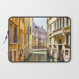 A Gondola Ride through Venice Laptop Sleeve