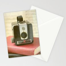 Vintage Brownie Camera Stationery Cards