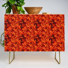 Fire for decorative products Credenza