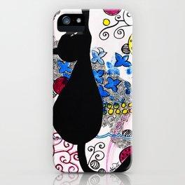 Look Ma, I'm Hangin' iPhone Case