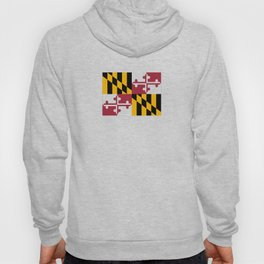 flag of maryland-america,usa,Old Line State,marylander, America in Miniature,Baltimore,Columbia Hoody