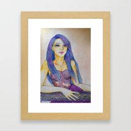 Austin's Girl Framed Art Print