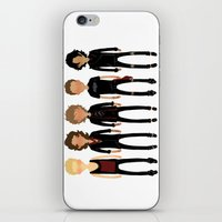 cargline iPhone & iPod Skins featuring Black Out by cargline