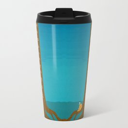 Lab No.4 Everyday Is A Genius.  But If You Judge A Fish By Its Ability To Climb A Tree Quotes poster Travel Mug