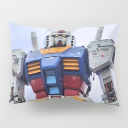 Gundam Stare Pillow Sham