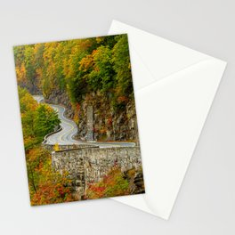 Hawk's Nest Autumn Stationery Cards