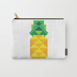 geometric pineapple Carry-All Pouch
