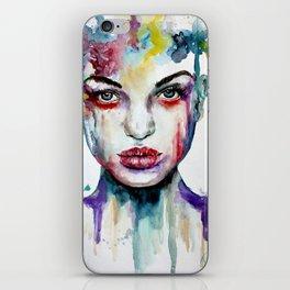 One Hour Watergirl  iPhone Skin