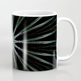Silver Angel Star Coffee Mug