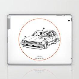 Crazy Car Art 0213 Laptop & iPad Skin