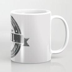 GROOL badge design based on Mean Girls Mug