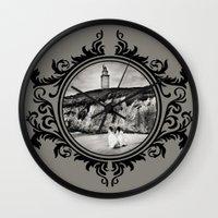 destiny Wall Clocks featuring Destiny by Legend Factory