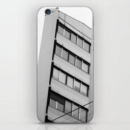 Milan   Building in corso Italia   Luigi Moretti architect iPhone Skin
