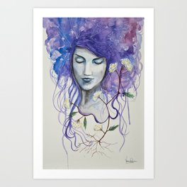 Essenziale Art Print