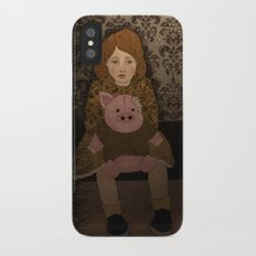 Anti Social Personality Disorder iPhone X Slim Case