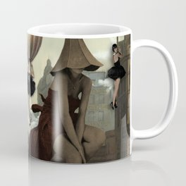 Love Is In The Air-Flappers Invasion Coffee Mug