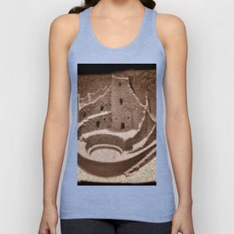 The Cliff Dwellers - Legends Of America Unisex Tank Top