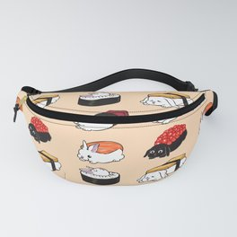 Sushi Bunnies Fanny Pack