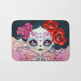 Amelia Calavera - Sugar Skull Bath Mat