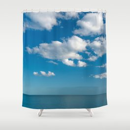 Florida Keys Reef Shower Curtain