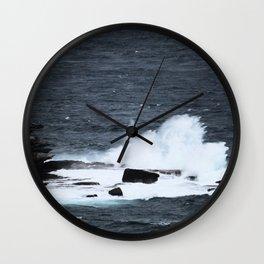 Pathetic Fallacy Wall Clock