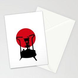 Flag of Japan | Vintage Pressure Stove Stationery Cards