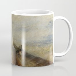 "J. M. W. Turner ""Rain, Steam and Speed – The Great Western Railway"" Coffee Mug"