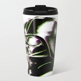 Dot Vader Metal Travel Mug