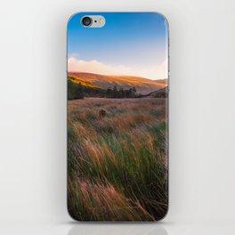 Orange Mountains - Ireland ( RR 258) iPhone Skin