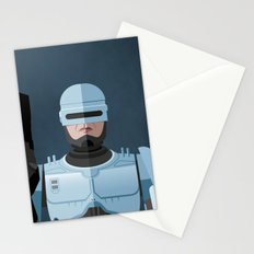 Dead or alive, you're coming with me (RoboCop) Stationery Cards