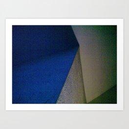 Untitled (tektology studies #26), 2010 Art Print