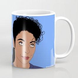 Mr and Mrs Wayne Coffee Mug
