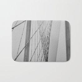 Santiago Calatrava Bridge Bath Mat