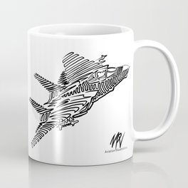 Top Line Coffee Mug