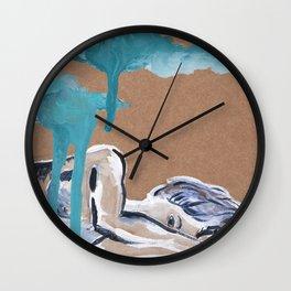 Raincloud Wall Clock