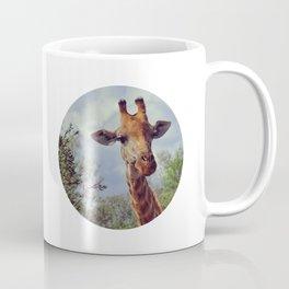 Closer, closer, how about now? Coffee Mug